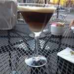 Expresso Martini...Bartender Will make You Whatever You Desire