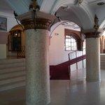 hall d'entrée des Almoravides