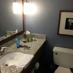 Room 829 Bathroom - Great Hotel