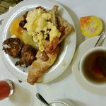 La colazione.