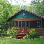 Cedar Point Cabin #1 - 1 bedroom