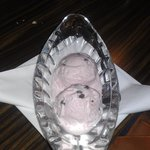 Rose Petal Ice Cream