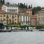 Suisse from water