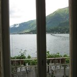 Suisse view out room