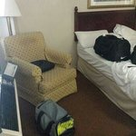 never get room service