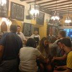 Tapas night at El Lacon