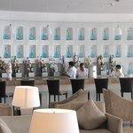 Bar au lobby