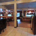 Inside Lemon Grove Grill