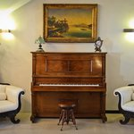 Una pianola muy linda.