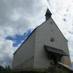 La chiesa di St. Moritz