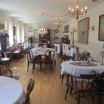 Fru Mollers Antikcafe Foto
