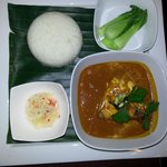 Delicious Malay Fish Curry