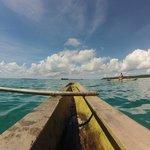 Around the Island on a Dugout Canoe