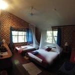 Beautiful, comfortable rooms