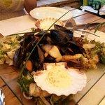 seafood, 23 lev , nice