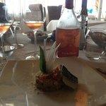 panzanella con lo sgombro...! eccezionale   By Santoro