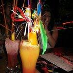Gorgeous cocktails!