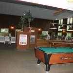 Pool table, Jacuzzi and Pool