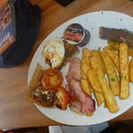 South African breakfast, not to miss