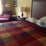 1 king bedroom