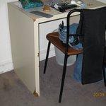 mobilier détérioré