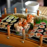 вкуснейшие суши за 180 гр.