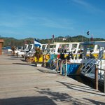 Six dive boats with fabulous dive masters and boat captains