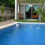 Pool and Chaac Room