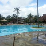 Swimming pool was great