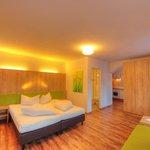 Appartement 4-8 Personen mit 2 Schlafzimmern