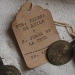 Sor Juana medallion