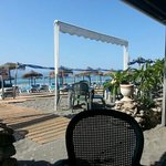 beachside restaurant / bar