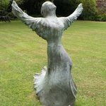 Angel at Sausmarez Manor