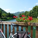Bike hire from the B&B