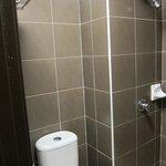 Second bedroom's toilet & shower