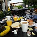 Desayuno!