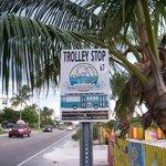 Free trolley