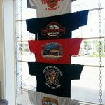 t-shirt designs by firefighters from local fire houses.