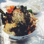 Mushroom Special Bibimbap
