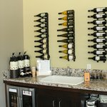 Lobby Wine Selection
