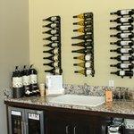 Lobby Wine Selection