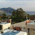 A nice foto of our terrace