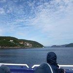 Vu du fijor du Saguenay
