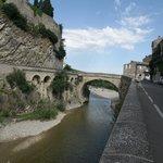 Pont Romain au-dessus de l'Ouvèze