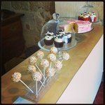 Cupcakes, Cake pops et Layer Cake chez Mary Cherry