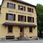 Photo de Hotel Restaurant A l'Aigle d'Or