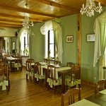 Wnętrze Restauracji U Ireny