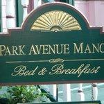 Park Avenue Manor B&B