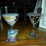 Jen's and Friends martini's