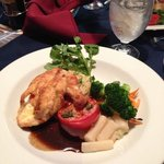 Baked chicken breast special for summer